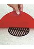 Предохраняющее покрытие многоразового использования двухстороннее округлой формы