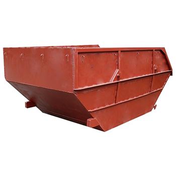 Бункер для мусора 10 куб.м.