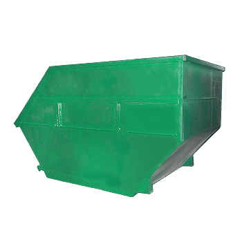 Бункер для мусора 11 куб.м.
