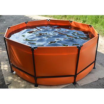 Резервуар каркасный РК-10, до 10 м3 нефтепродукта или воды