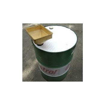 Салфетка на крышку бочки 200л, диам. 55см, 300 г/м2, усилена с/у, ННП