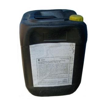 Диспергент нефти и нефтепродуктов, 25 л, работает в диапазоне от -18С до +55С