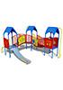Детский игровой комплекс СКИ 086 ДК 4