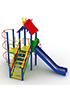Детский игровой комплекс СКИ 101 ДК 19