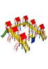 Детский игровой комплекс СКИ 106 ДК 24