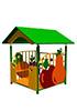Домик для детей Магазин СКИ 066