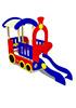 Игровой макет детский Паровоз СКИ 061