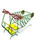 Игровой макет для детей Вертолет СКИ 072