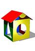 Игровой макет для детей Геометрия СКИ 059