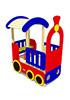 Игровой макет для детей Локомотив СКИ 055