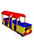СКИ 125 Игровой макет Веселый паровозик