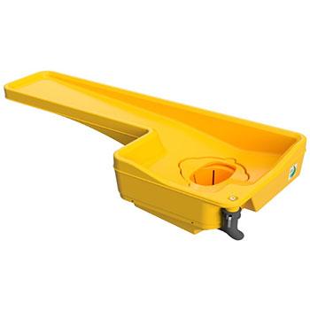 Система замыва лотков для бетономешалок, бетоновозов, миксеров