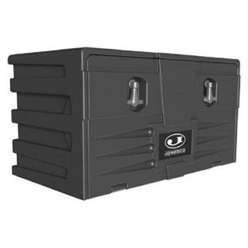 Ящик бортовой для инструмента, 132 л, для грузовой и строительной техники