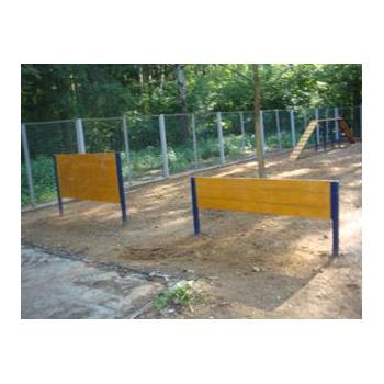 Ограждение из сварной сетки высотой 2м. СКП 093