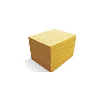 Салфетка Лайт, 200 штук, абсорбируюущая, химическая, 400x400, 200 г/м2, с/у, 200 шт/уп., А/Н