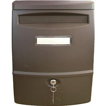Ящик почтовый LTP-02 Brown
