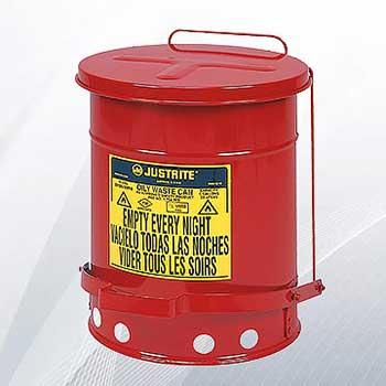 Контейнер для огнеопасных отходов 53л