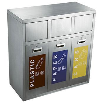 Контейнер для раздельного сбора мусора GMT-326