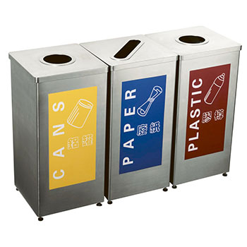 Контейнер для раздельного сбора мусора GMT-308