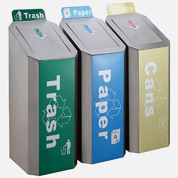 Контейнер для раздельного сбора мусора GMT-316