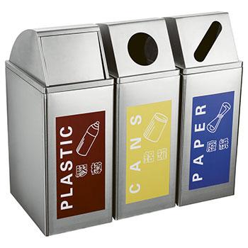 Контейнер для раздельного сбора мусора GMT-322