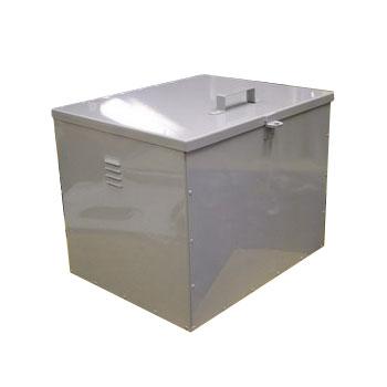 Ящик для проб топлива на АЗС