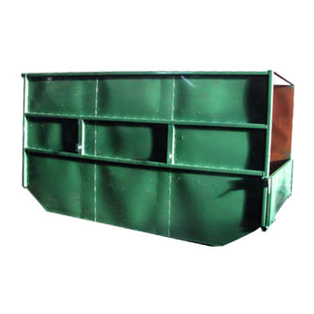 Бункер для мусора 12 куб.м.