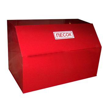 Ящик для песка металлический КДП3 0,3 м3 (разборный)