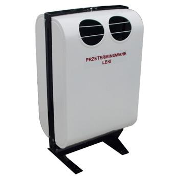 Контейнер для медицинских отходов или аккумуляторов Foka 2