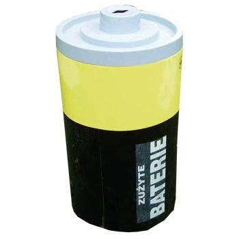Контейнер для использованных батареек R14