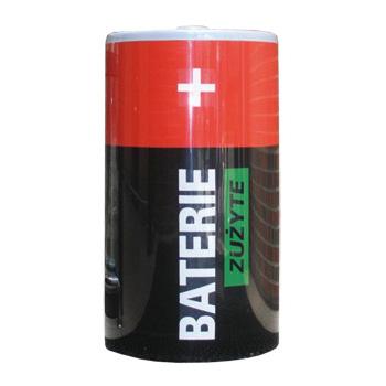 Контейнер для использованных батареек R20