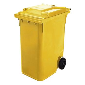 Контейнер для медицинских отходов 360 литров внутрикорпусный