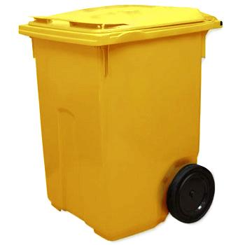 Контейнер для медицинских отходов 370 литров внутрикорпусный