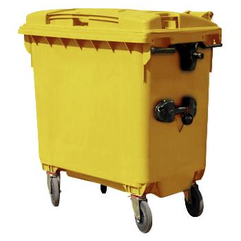 Контейнер для медицинских отходов 660 литров внутрикорпусный