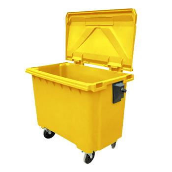 Контейнер для медицинских отходов 770 литров внутрикорпусный