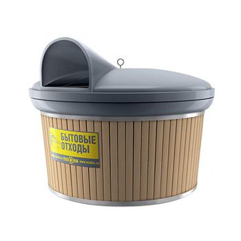 Наземный контейнер ECOBIN 3000