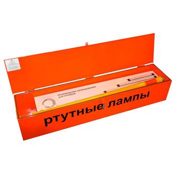 Контейнер для сбора ртутных люминесцентных из солярия ламп КРЛ-3-120 2100x510x430