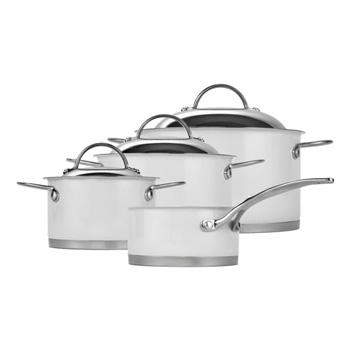Набор посуды, 9 предметов, Cookware set