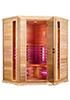 Инфракрасная сауна H03-K62