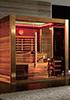 Инфракрасная сауна R03-K78 3D