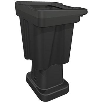 Диспенсер модульный, ВЫСОКИЙ, c функцией перелива, для IBC поддона-контейнера на 1 куб