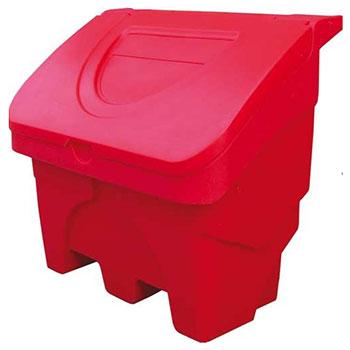 Контейнер 200 л, цвет красный