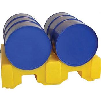 Проставка на 2 x 205 л бочки, для модульной системы разлива, нагрузка до 1000 кг