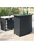 Набор мебели для бара Derong КМ-4120Т/4117С