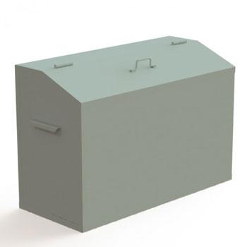 Ящик для ветоши КДВ3 0,3 м3