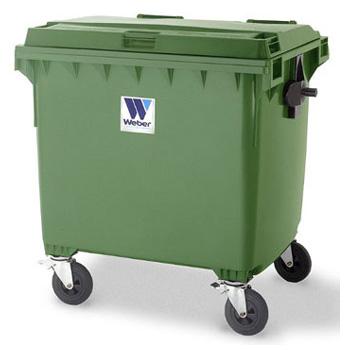 Мусорный контейнер MGBW-1100