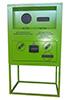Контейнер для сбора батареек, люминесцентных ртутьсодержащих ламп, V12 580x400x1000