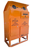 Контейнер для ртутьсодержащих бытовых ламп, термометров и батареек KM11 800x500x1300