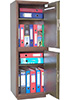 Бухгалтерский сейф (шкаф) Меткон МБ 21