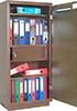 Бухгалтерский сейф (шкаф) Меткон ШБ 7